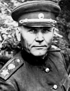 Семейство маршал Конев