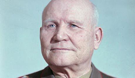 Конев Иван Степанович Маршал Герой