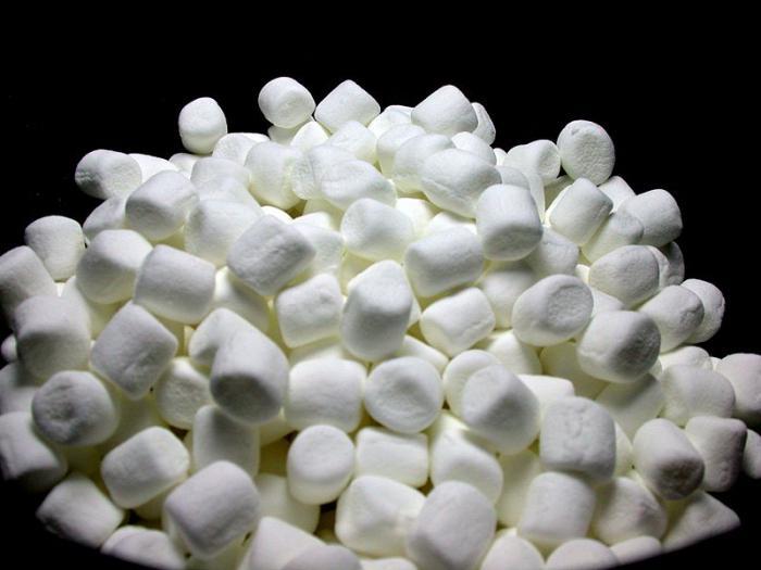 marshmallow recept doma