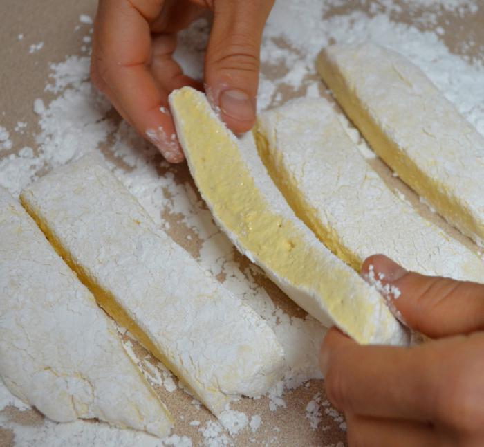 foto di ricetta di mastice marshmallow