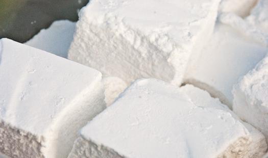 ricetta di mastice al cioccolato marshmallow