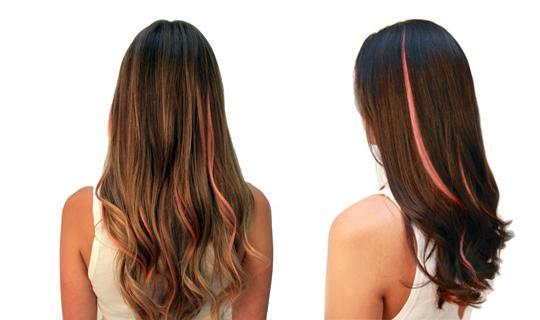 mascara colorato per capelli