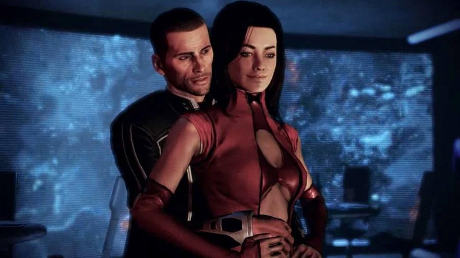 Mass Effect 3 hra