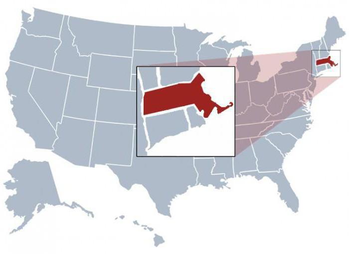 Massachusetts stanje