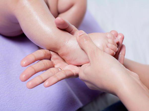уроци за масаж за плоски крака при дете