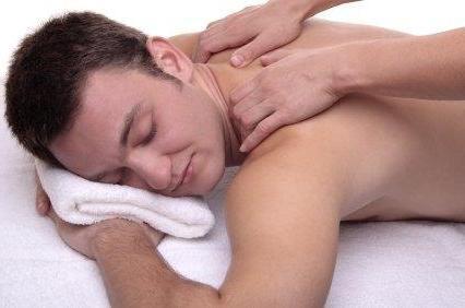 Za muskarce masaza Erotska masaza
