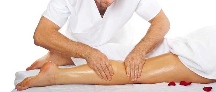 auto massaggio per la perdita di peso
