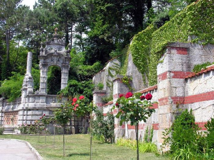 Massandra Park Krim