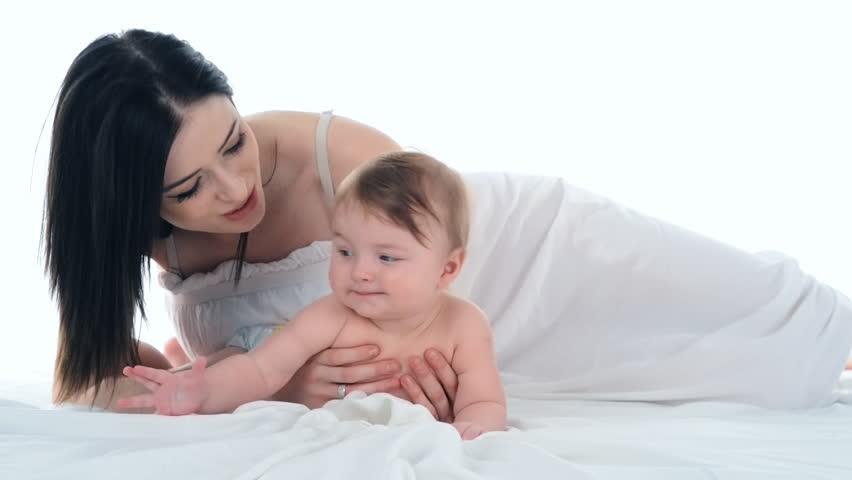 майка с малка дъщеря