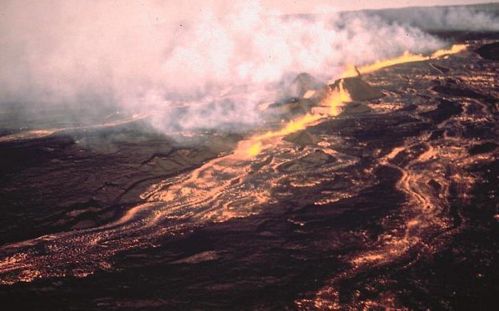 Vulkan Mauna Loa