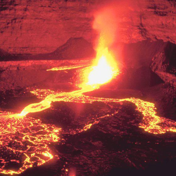 Мауна Лоа фото