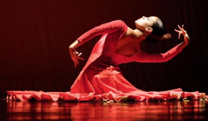 Fragment baleta