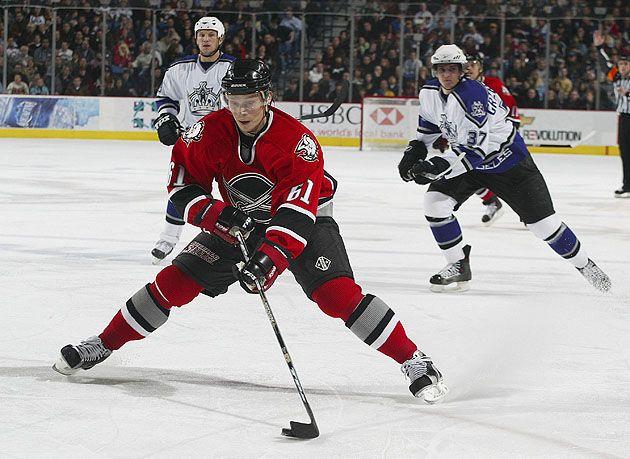Giocatore di hockey Afinogenov