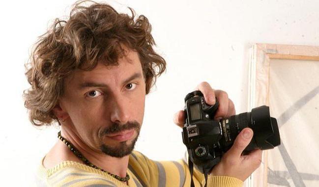Maxim Lituano attore