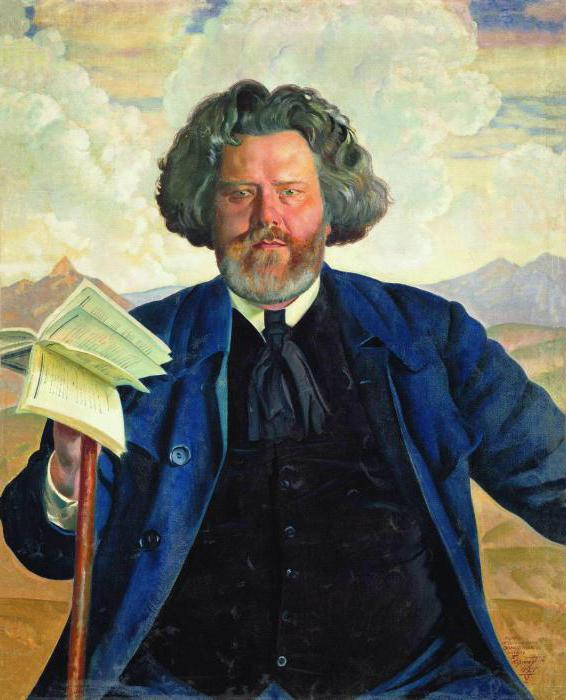 Maximilian Voloshin básně