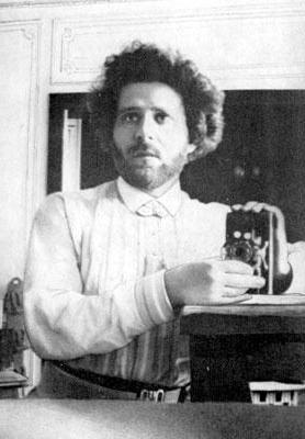 Biografija Maximiliana Voloshina