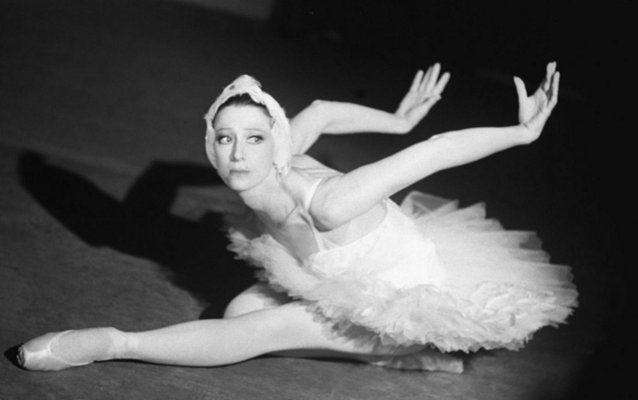 Maya ballerina biografia di Plisetskaya
