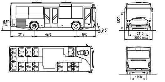 ремонт и експлоатация на автобус МАЗ-206