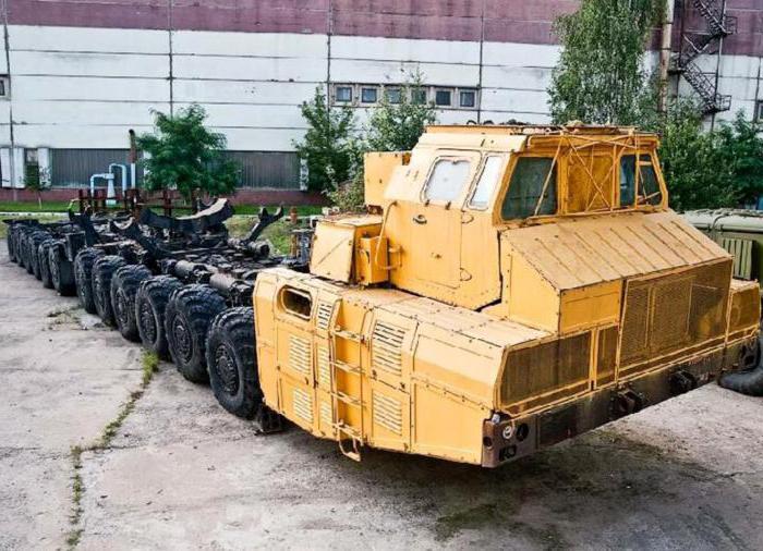 MAZ 7907 gigant