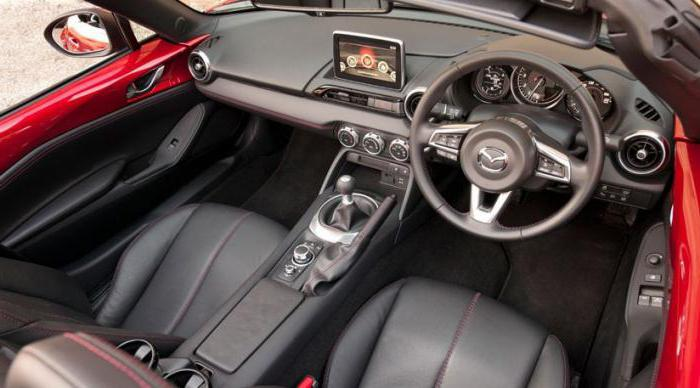 Mazda kabriolet MX5