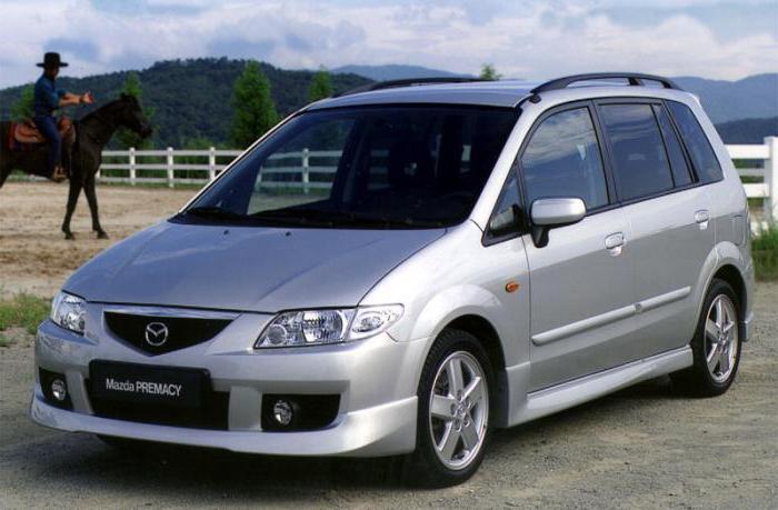 macchina prematura di Mazda