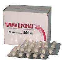 medicina mildronate