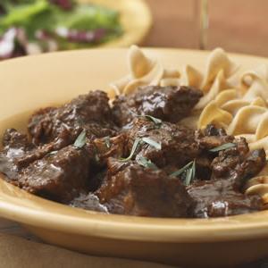 kako kuhati meso s gljivama