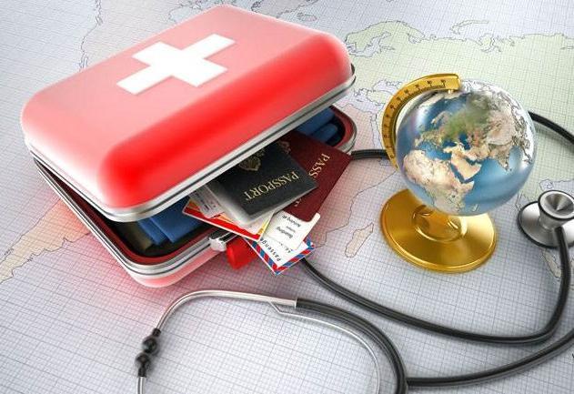 zdravotní pojištění pro cestování do zahraničí