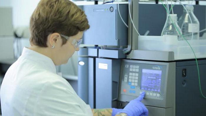 centrifuga da laboratorio