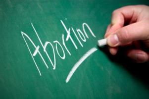 ossitocina per l'aborto