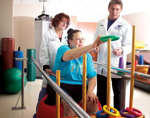 programma di riabilitazione individuale