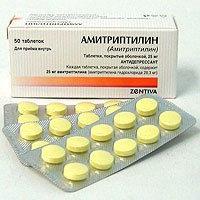 istruzioni per l'uso di amitriptilina