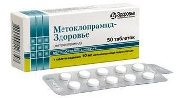 istruzioni metoclopramide per l'uso