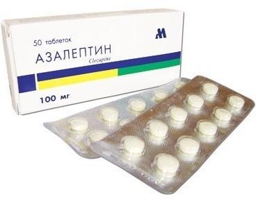 istruzioni di azaleptin