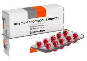 tokoferol acetat za kosu