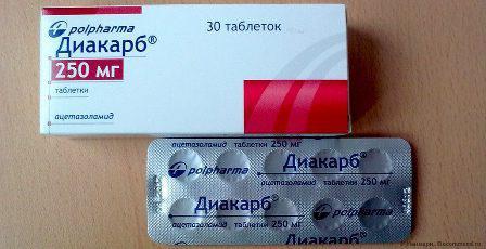 tablete diakarba