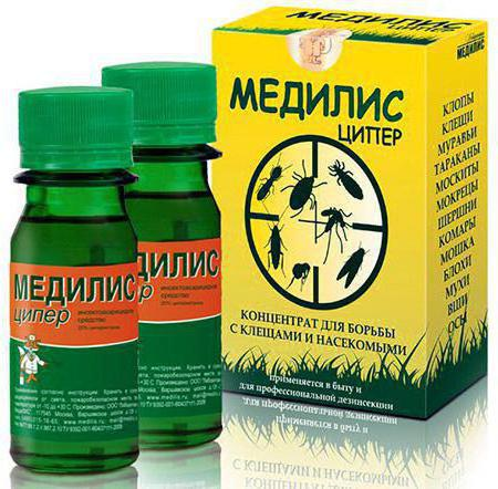 środek odstraszający komary medilis tsiper