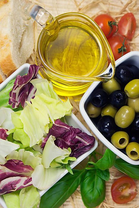 Ricette di dieta mediterranea