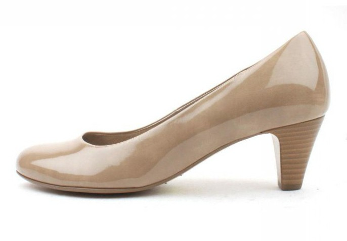 scarpe beige