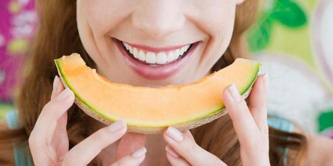 Calorie di melone