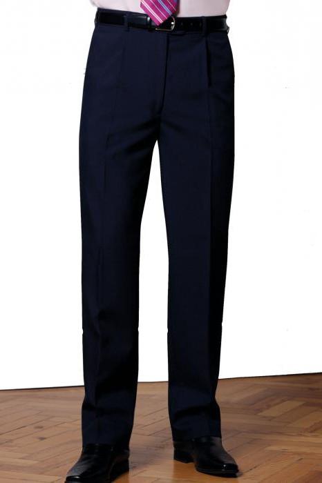 pánské klasické kalhoty