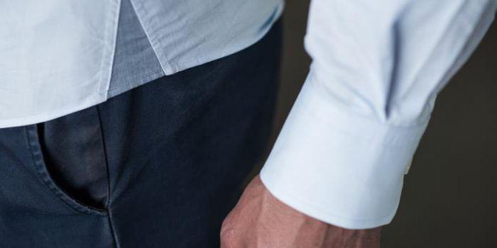 dopasowane męskie koszule