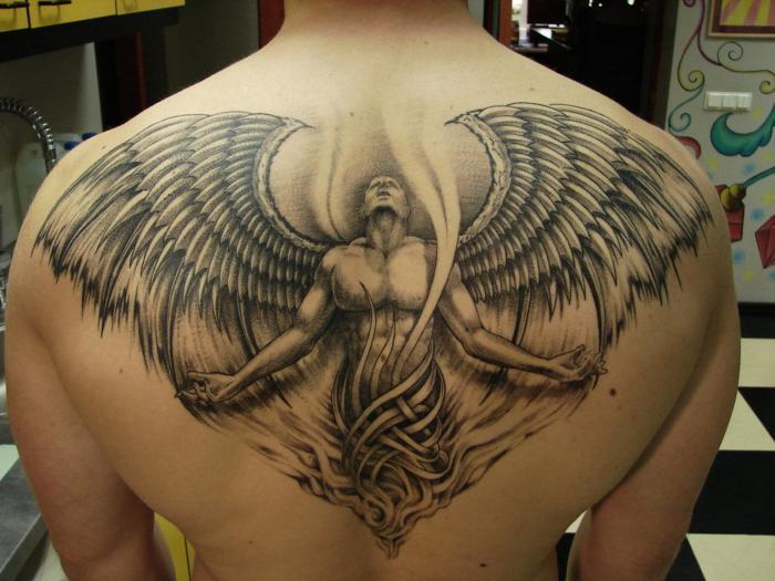 Muške Tetovaže Na Leđima Prednosti Nedostaci I Mogućnosti
