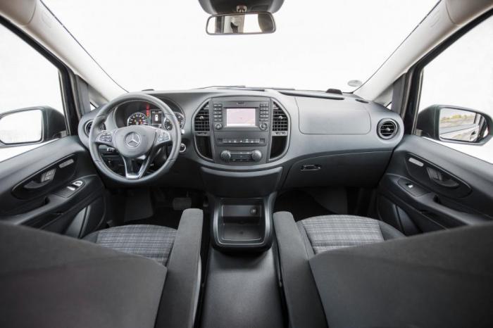 Specifiche Mercedes Benz Vito