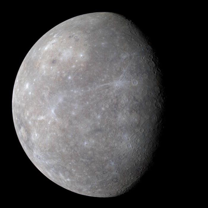 Satelliti al mercurio