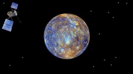 Numero di satelliti di mercurio