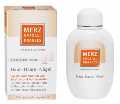 composizione di vitamine Merz