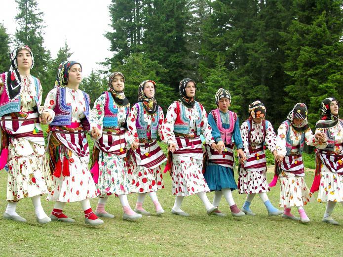 Foto di turchi meskhetian
