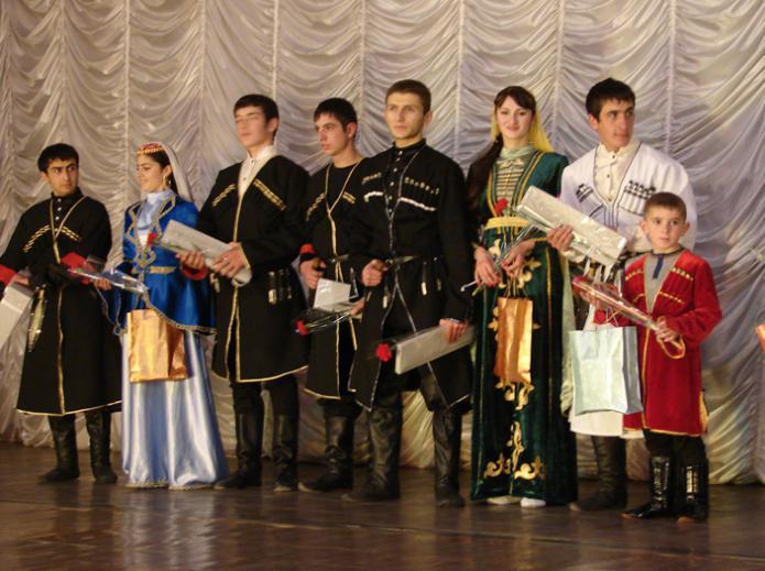 Turchi meskheti in Russia