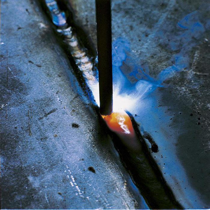 технологија заваривања метала